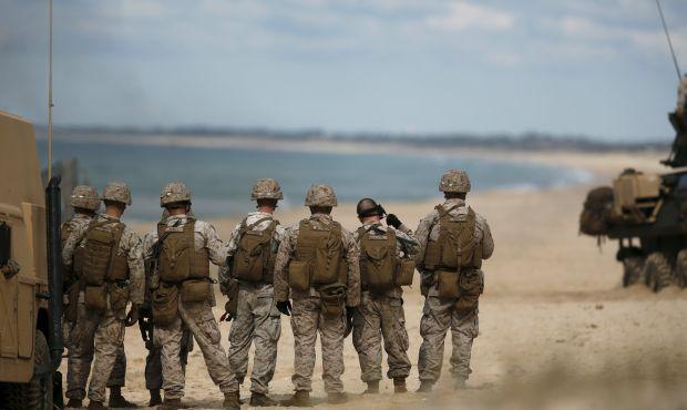 Украина отправит военных в Ирак