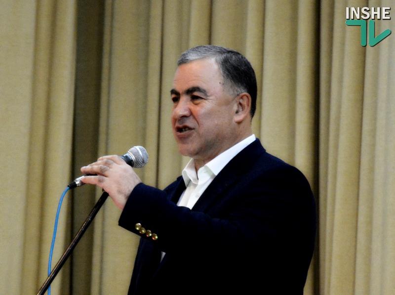 Юрий Гранатуров назначен заместителем главы Николаевской облгосадминистрации