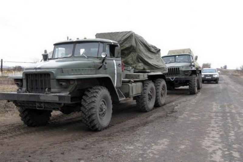 Боевики подтянули в оккупированный Луганск танки, «Грады» и БМП – ОБСЕ