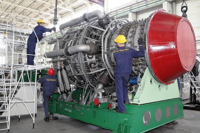 «Укртрансгаз» заключил договор с николаевским ГП «Зоря-Машпроект» договор на 270 млн.грн на поставку трех газотурбинных двигателей