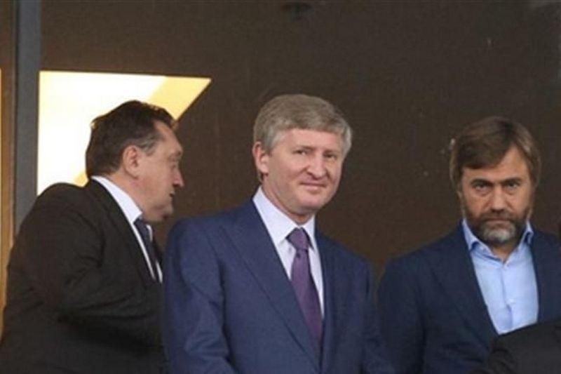 Стоимость активов Ахметова сократилась до $2,3 млрд. – Forbes