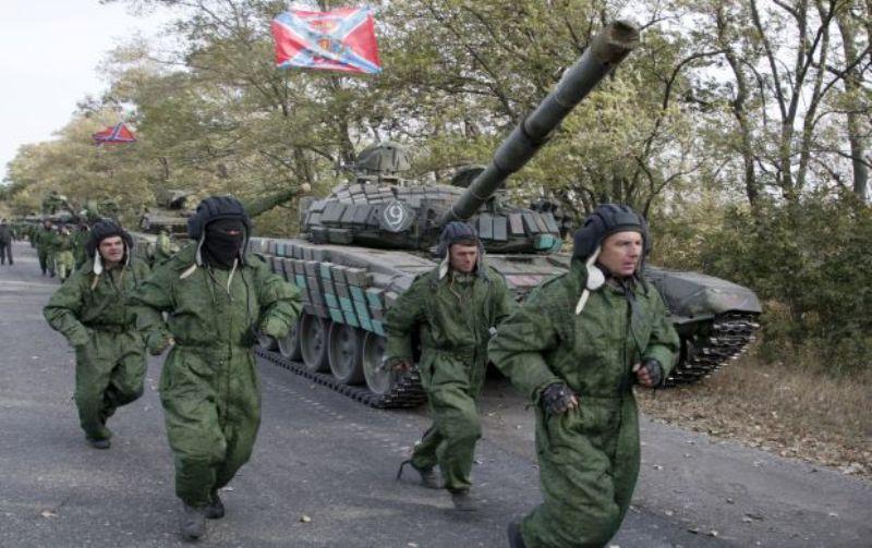 Боевики снизили свою активность – штаб АТО