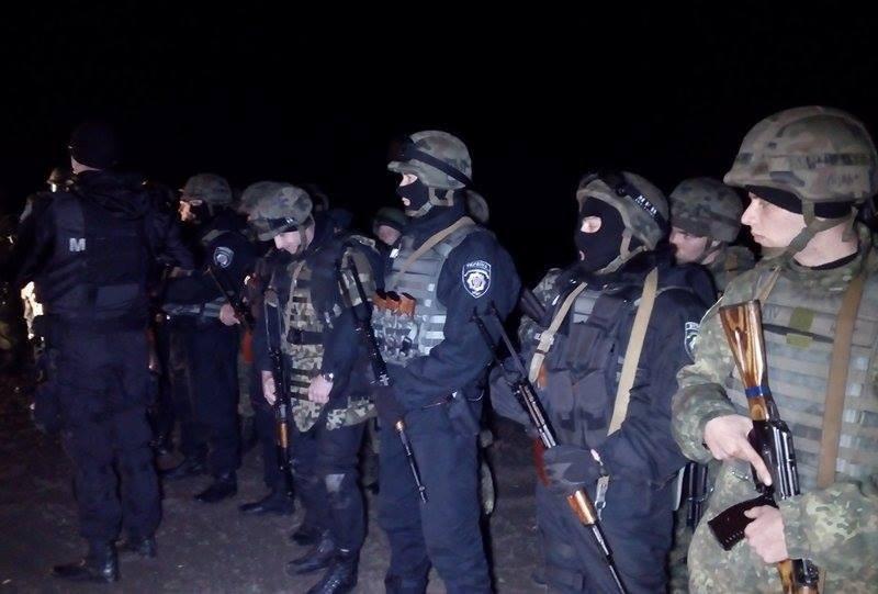 Столкновения на границе с Крымом. Есть пострадавшие