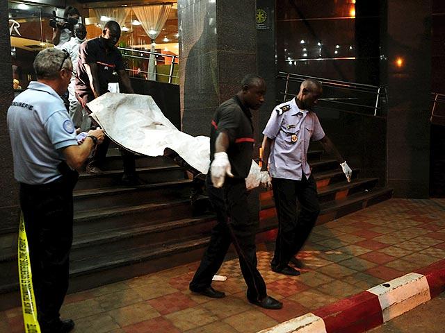 При захвате отеля в столице Мали погибли 6 россиян