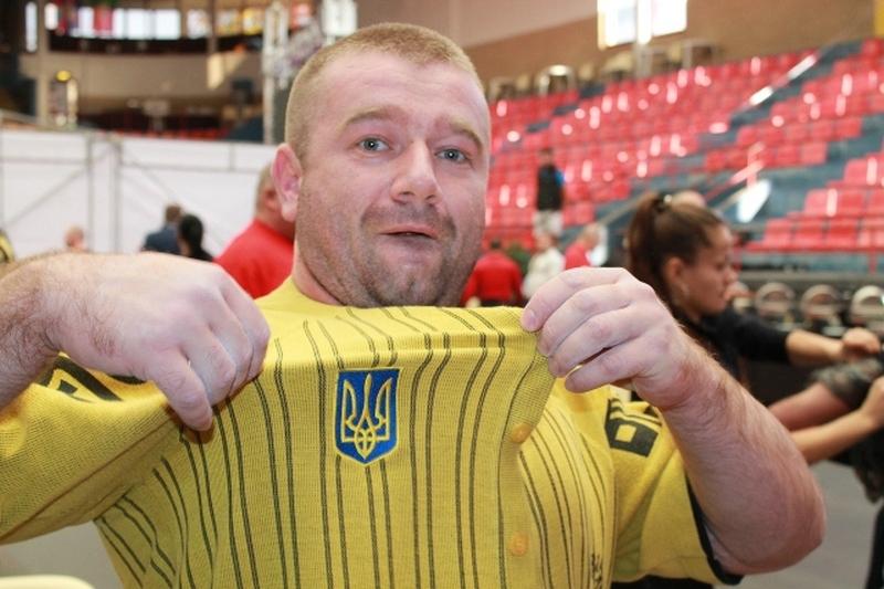 Работник Южно-Украинской АЭС Дмитрий Ломейко – чемпион мира по пауэрлифтингу