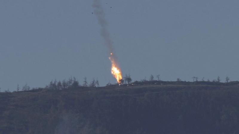 основания, дата сбитый российский самолет над турцией стального уголка