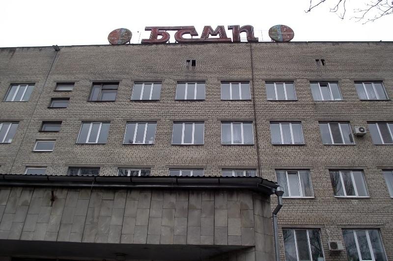 Теперь подрядчик обещает сдать травмпункт в николаевской БСМП к Дню города