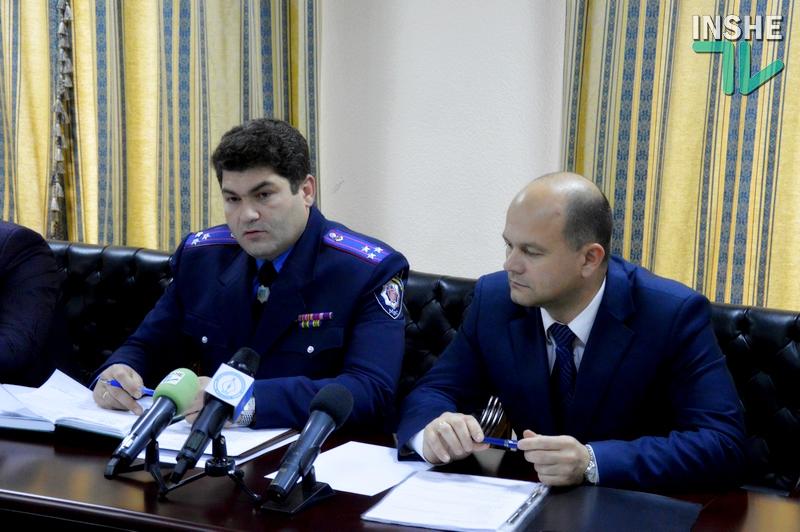 Николаевская полиция чувствует напряжение, но готова к любым неожиданностям в день голосования во втором туре мэрских выборов