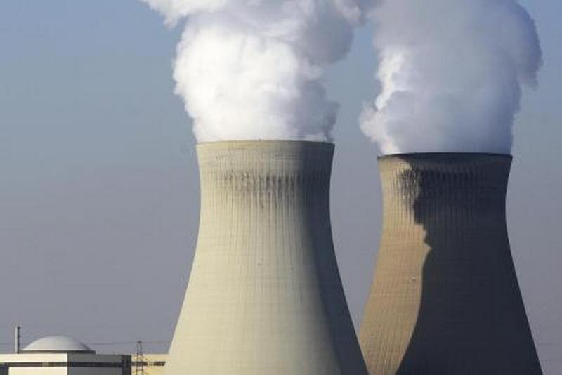 На французской АЭС произошел взрыв