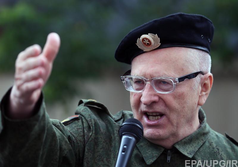 Жириновский о взрывах в Брюсселе: Нам выгодны теракты в Европе, пускай подыхают