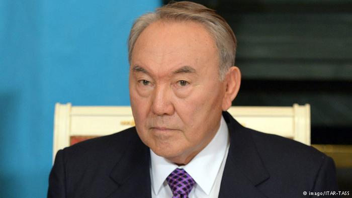 """Назарбаев не верит в желание Путина """"отхватить кусок Украины"""""""