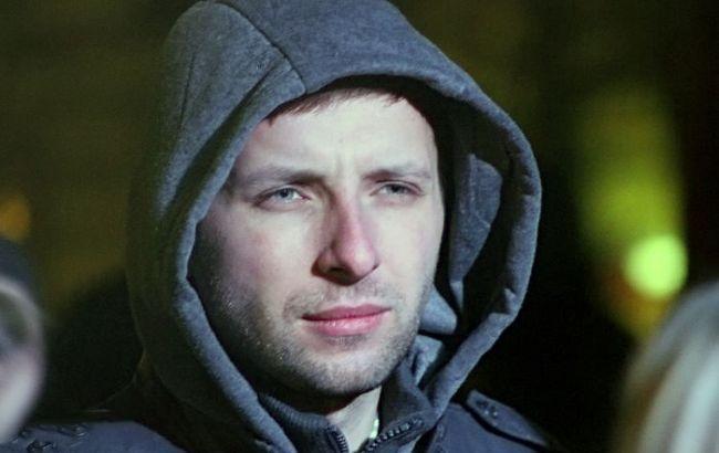 Патрульные Львова оштрафовали нардепа Парасюка за вождение без водительского удостоверения и нарушение ПДД