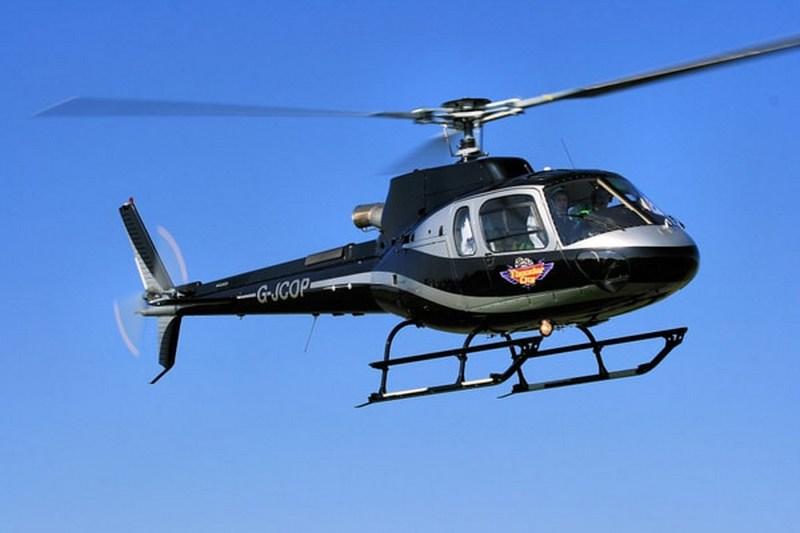 В Хмельницкой области разбился вертолет, пилот в реанимации
