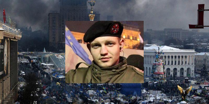 Порошенко присвоил белорусу Жизневскому, погибшему на Майдане, звание Героя Украины