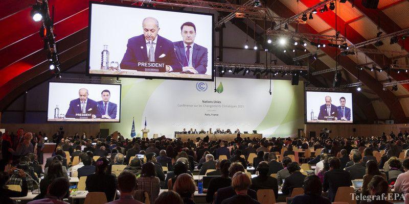 Представители G-20 впервые включили в итоговое коммюнике упоминание об изменении климата