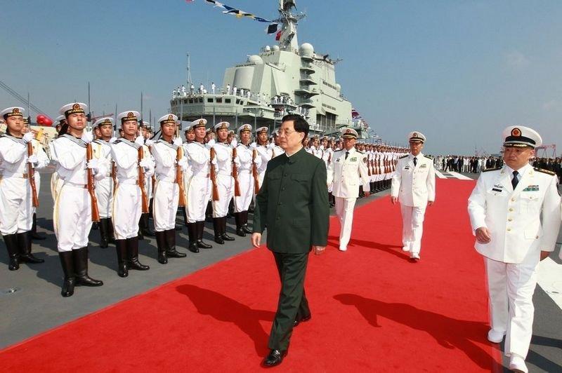 Китай объявил о строительстве авианосца. Второго после бывшего «Варяга»