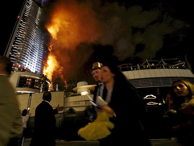 Сгоревший в Дубае отель может и не возобновить работу