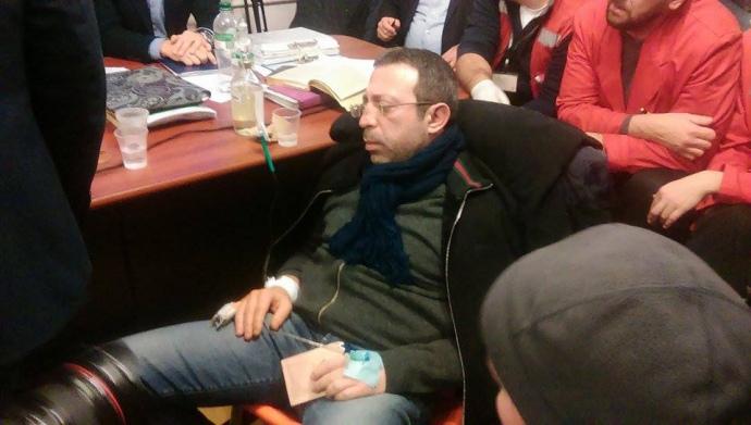 В судебном заседании по делу Корбана объявлен перерыв – для завершения медэкспертизы. До 20.30