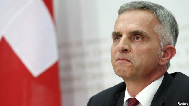 В Швейцарии лидеры Азербайджана и Армении обсудили конфликт в Карабахе