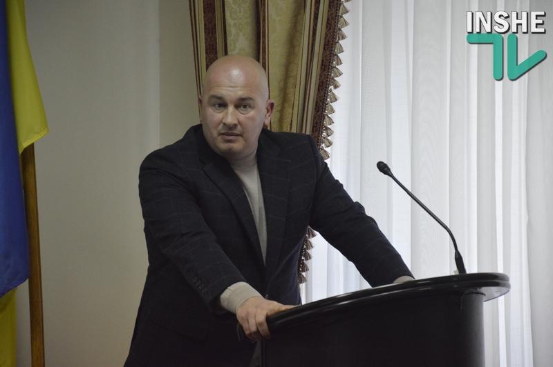 В Службе автодорог в Николаевской области – новый-старый начальник