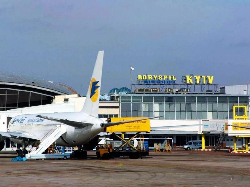 В «Борисполе» задержали россиянина, разыскиваемого за терроризм