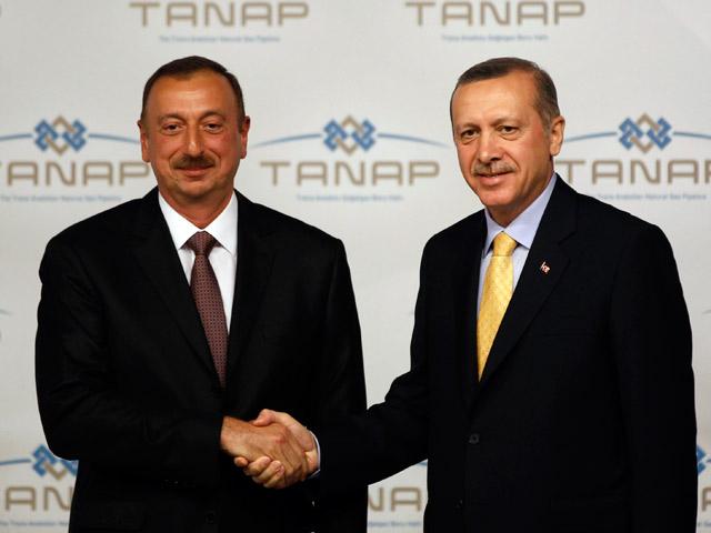 У Азербайджана есть соглашение с Турцией о военной помощи
