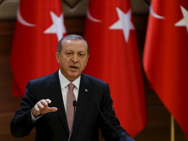 Эрдоган заявил о готовности Турции освободить Сирию от террористов