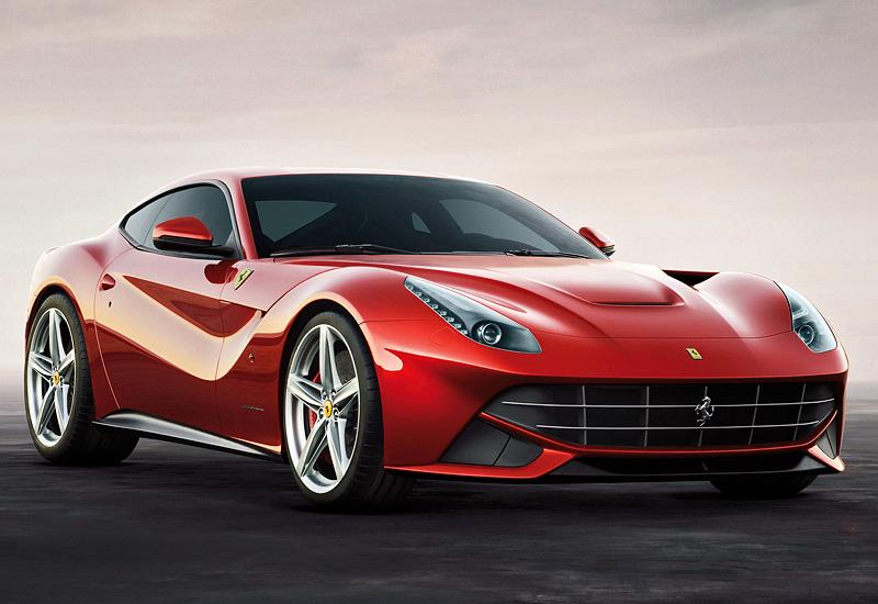 Ferrari планирует выпустить первый в истории марки кроссовер
