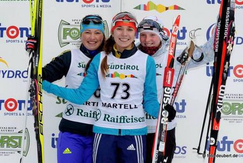 Юные украинские биатлонисты добыли два «золота» на юниорском этапе Кубка мира