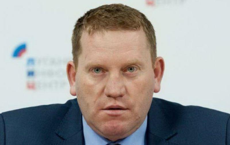 В «ЛНР» ушел в отставку «премьер-министр»