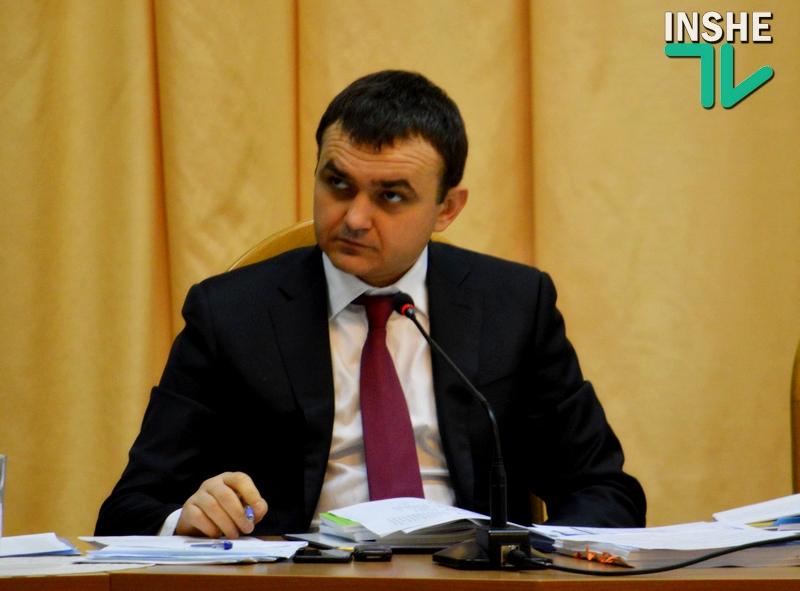 Мериков поручил руководителям структурных подразделений Николаевской ОГА предоставить предложения по антикоррупционной программе на 2016 год