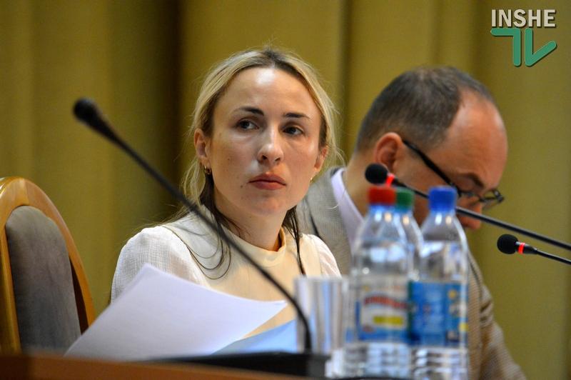 Глава Николаевского облсовета Виктория Москаленко в 2016 году жила на одну зарплату