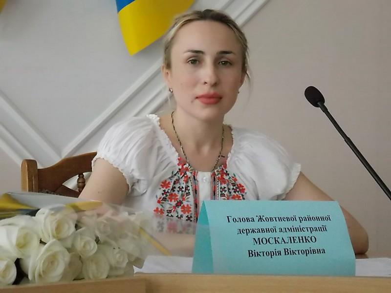В БПП утвердили Викторию Москаленко в качестве кандидата на пост главы Николаевского совета, заявив, что её также поддержат депутаты из «Батьківщини»