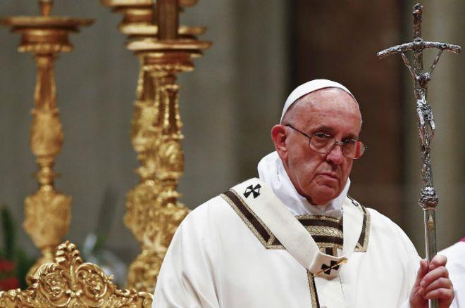 Папа Римский встретится с ликвидаторами аварии на ЧАЭС из Украины и Беларуси
