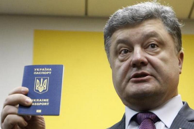 Очередное доказательство российской оккупации, — Порошенко прокомментировал признание Россией «паспортов» «ЛНР» и «ДНР»