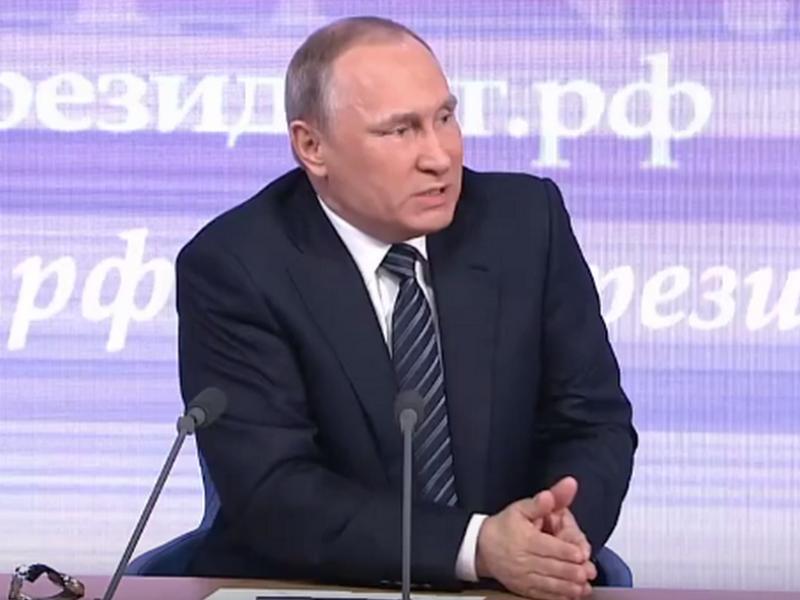 Путин в ООН предложил отменить санкции