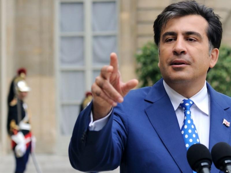 Саакашвили советует Порошенко сесть в другую лодку
