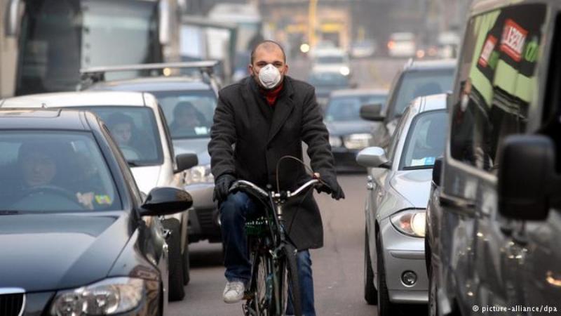 Николаев вошел в первую пятерку городов Украины с самым грязным воздухом (ИНФОГРАФИКА)