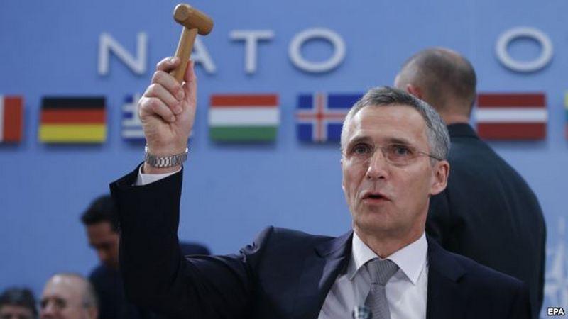 Россия бы не аннексировала Крым, если бы Украина была в НАТО – Столтенберг