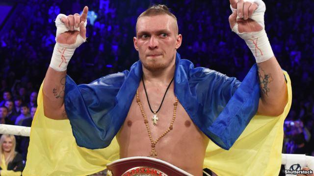Александр Усик – фаворит на победу во Всемирной боксерской суперсерии