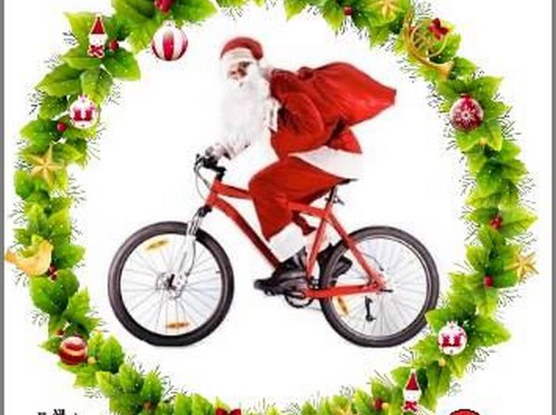 Деды Морозы и Снегурочки, на старт: в Николаеве завтра – тематическая велопокатушка