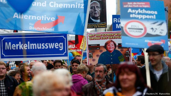 В Германии возмущены призывом «евроскептиков» стрелять в беженцев