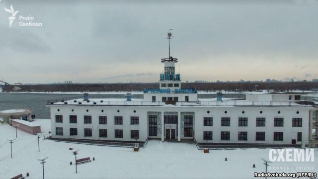 Вокзал для двоих. Шуфрич и Бродский – новые собственники Киевского речвокзала