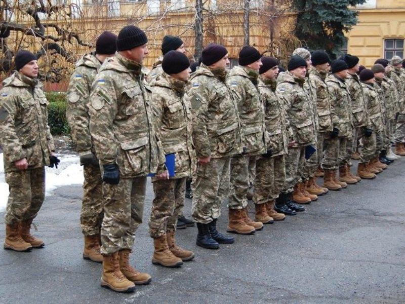 В Украине создана новая горно-штурмовая бригада