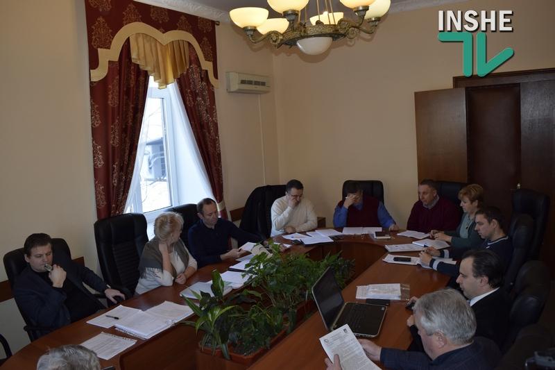 Регламентные страсти в Николаевском горсовете: «базовый» проект регламента согласован, но «Самопомич» в обсуждении не участвовала