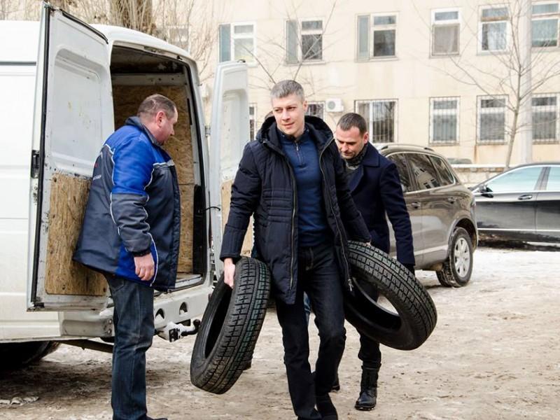 Рабочую группу по «переообувке» скорых в Николаеве возглавит нардеп Ильюк