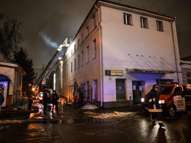 Причина пожара в Москве — поджог. Жертв уже 12 — погибли гастарбайтеры с детьми