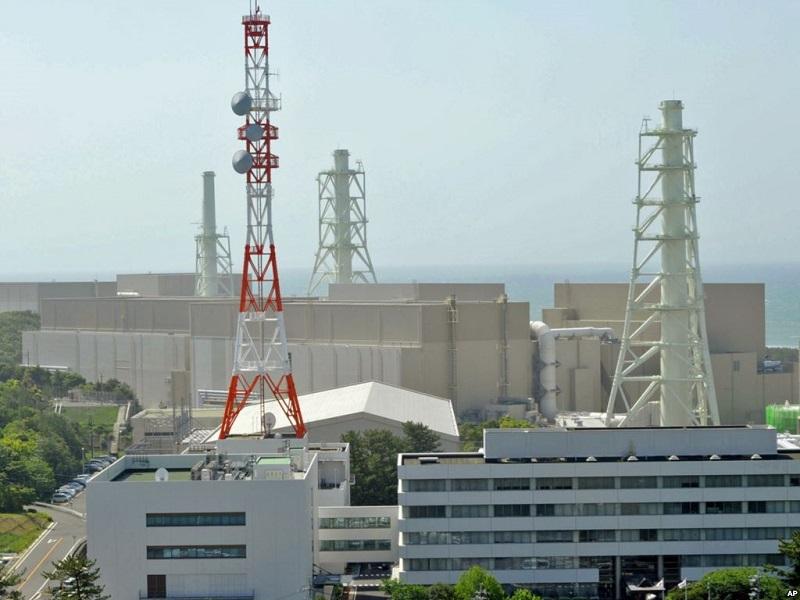 На японской атомной электростанции произошел пожар