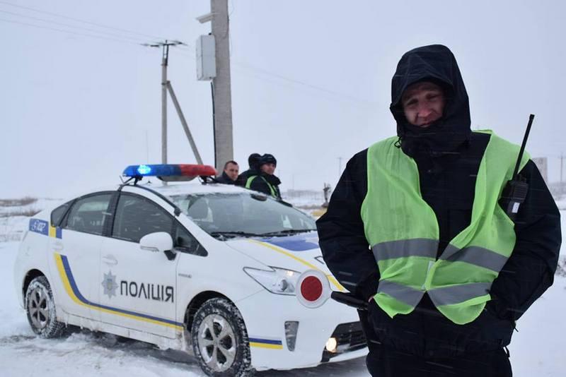 Спокойствие, только спокойствие: на Николаевщине водителей просят не выезжать, а всех остальных – объявить выходные