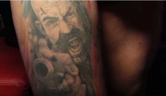 В Полтаве прошел первый фестиваль тату